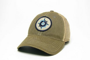 Stretch Fit Compass Trucker Hat