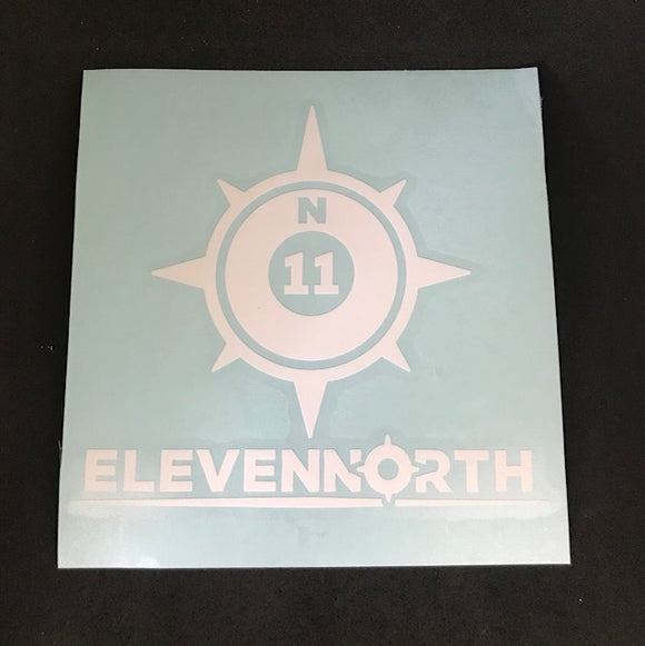ElevenNorth Transfer Sticker