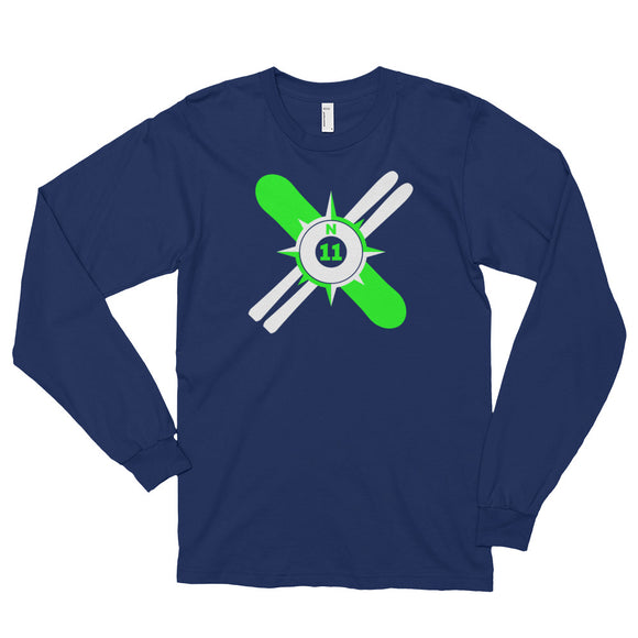 Hit the Slopes Long Sleeve T-Shirt