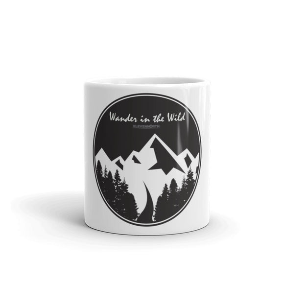 Wander in the Wild Mug