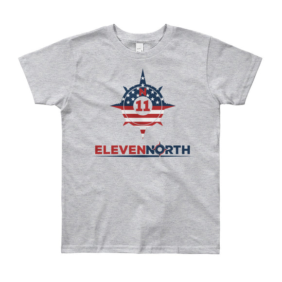 Big Kids Stars & Stripes T-Shirt