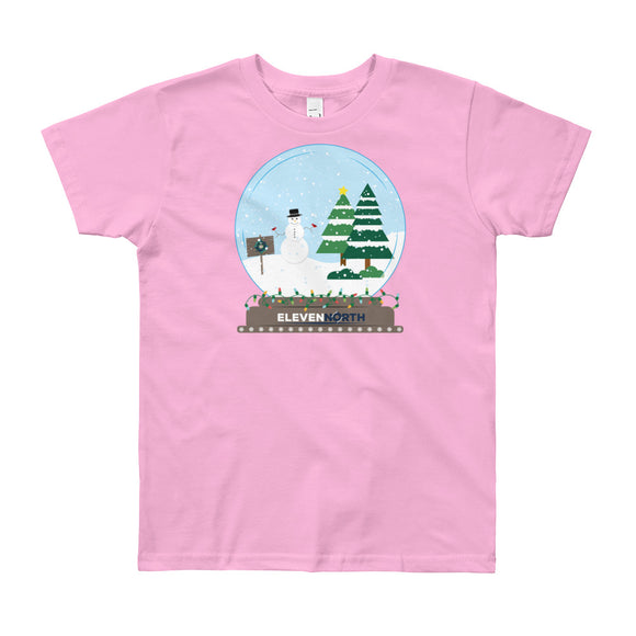 Youth Frosty Snow Globe T-Shirt