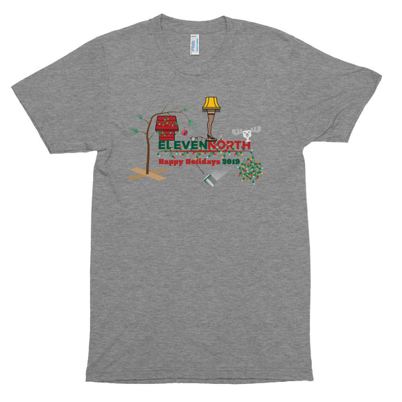 2019 Christmas Movie Mash Up T-Shirt