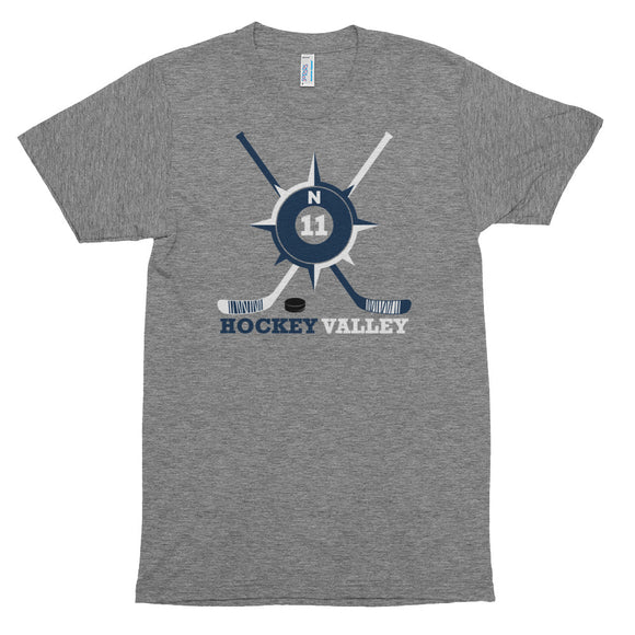Tri-Blend Hockey Valley T-Shirt
