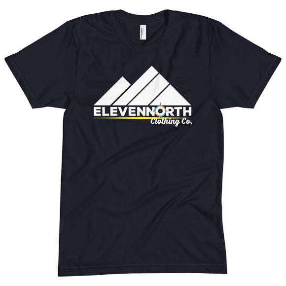 Mountain Poly-Cotton T-Shirt