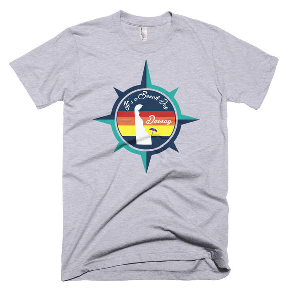 Beach Day- Dewey T-Shirt