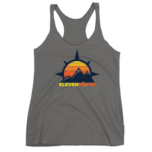 Sun & Mountains Racerback Tank