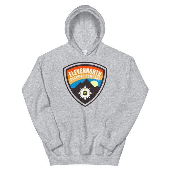 Tri-Patch Hoodie
