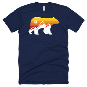 Big Bear V2 Poly-Cotton T-Shirt