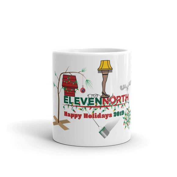 Christmas Movie Mashup Mug