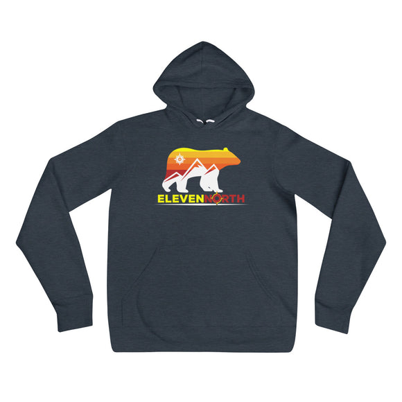 Big Bear Fleece Hoodie