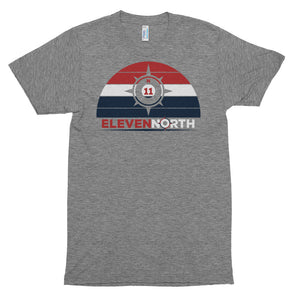 Endless Summer USA Tri-Blend T-Shirt