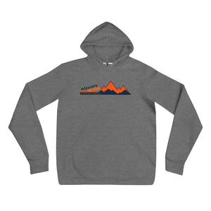 Mountain Peaks Fleece Hoodie