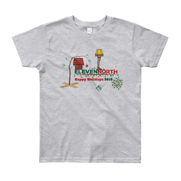 Youth 2019 Christmas Movie Mash Up T-Shirt