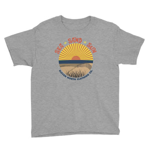 Youth Sea-Sand-Sunburst T-Shirt