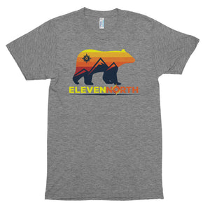 Big Bear Tri-Blend T-Shirt