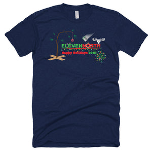 Movie Mash-Up Holiday T-Shirt