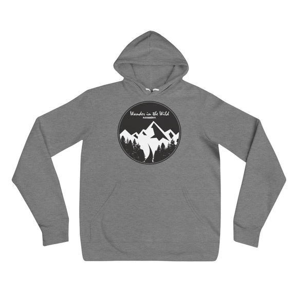 Wander In The Wild Fleece Hoodie