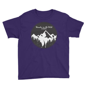 Youth Wander In The Wild T-Shirt