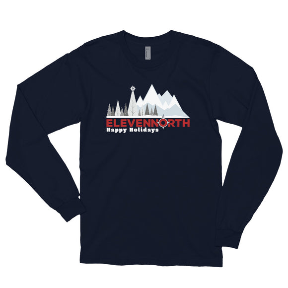 2019 Holiday Long Sleeve T-Shirt