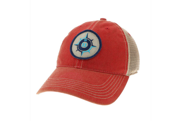 Compass Trucker Hats