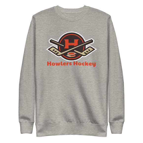 Howlers Fleece lined Crew Sweatshirt