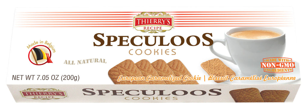 Speculoos Cookies 6-pack