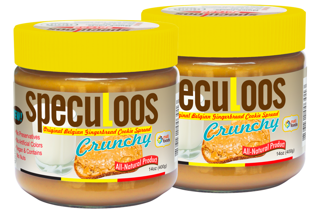 Speculoos Crunchy Combo