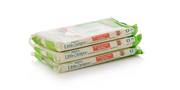 Travel size natural baby wipes