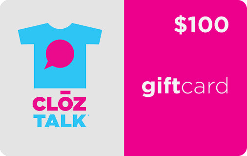 CLOZTALK Gift Card