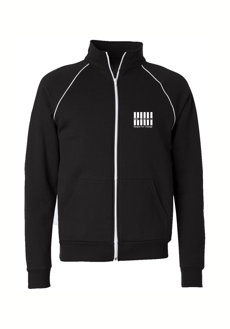 Unisex Full-Zip Track Jacket