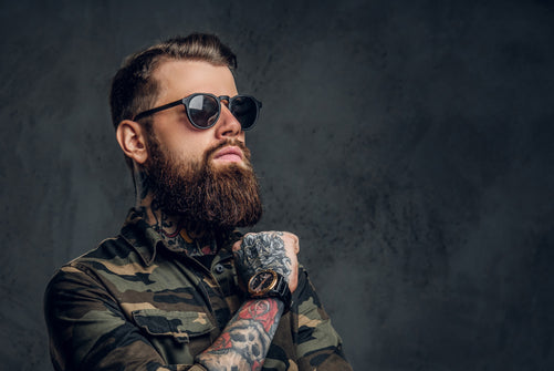 6 Beard-Boggling Beard Facts