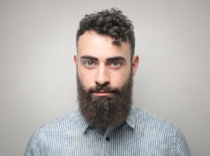 How to Straighten Your Beard Like a Boss