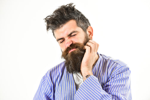 How to Stop an Itchy Beard