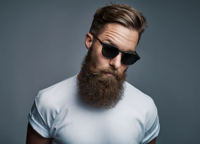 Using Beard Thickener and Other Methods to Help Grow a Better Beard