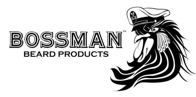 Introducing Bossman Beard Jelly Oil
