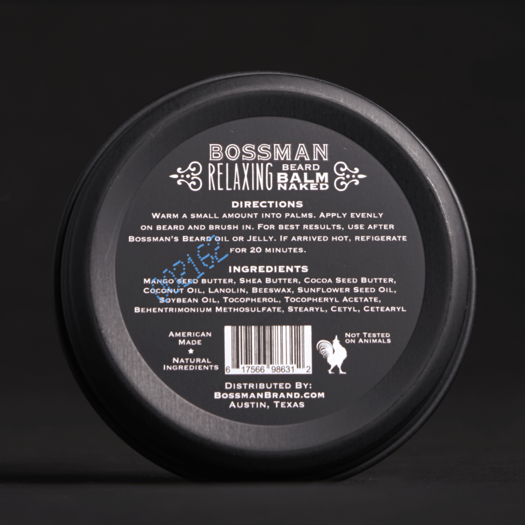 Relaxing Beard Balm