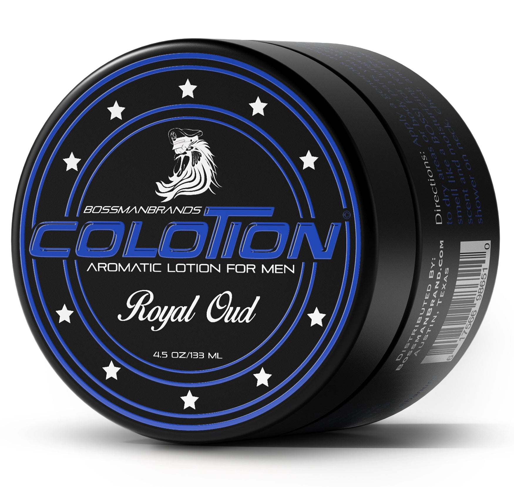 Colotion - 4 Pack Variety (Vetiver X, The Gatsby, Royal Oud, Stagecoach)