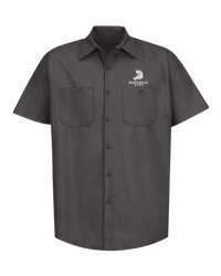 Bossman Grey Work Shirt