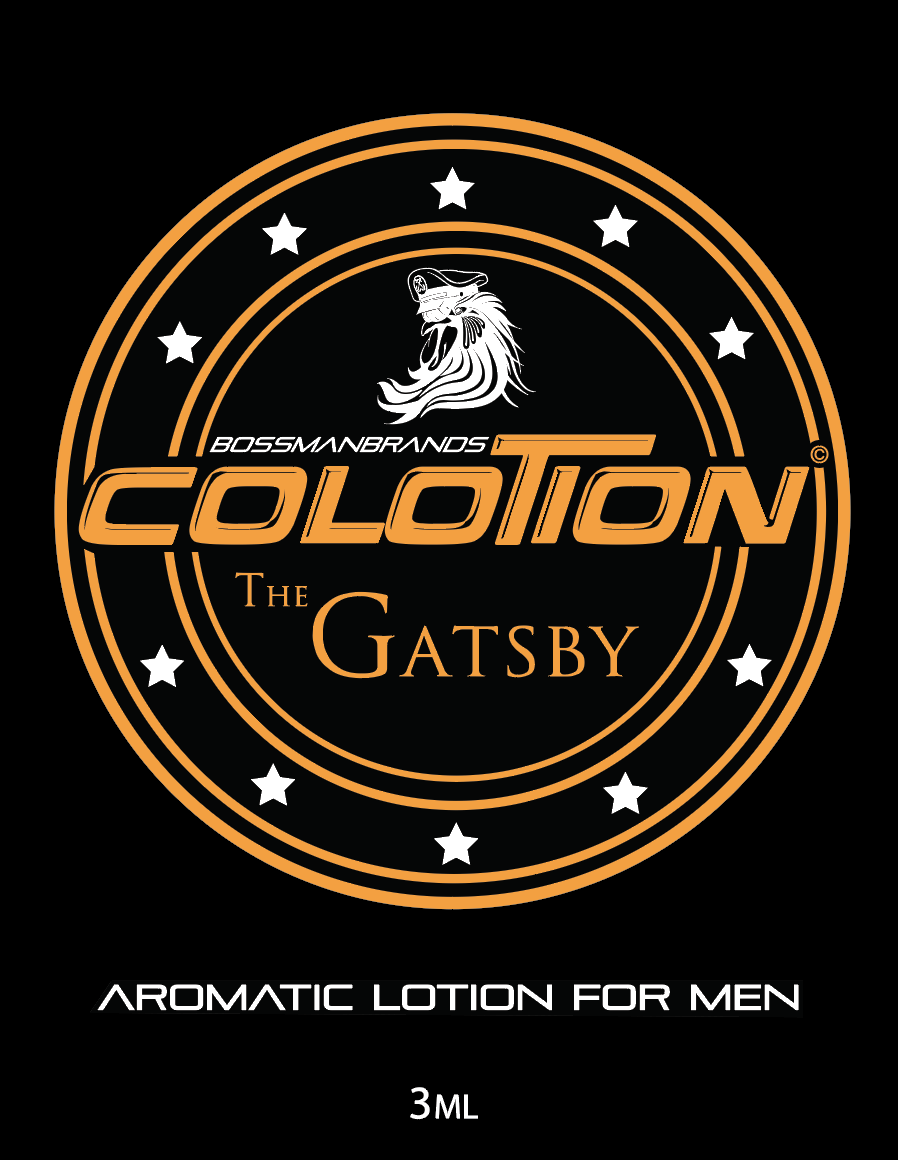 Aromatic lotion for Man The Gatsby