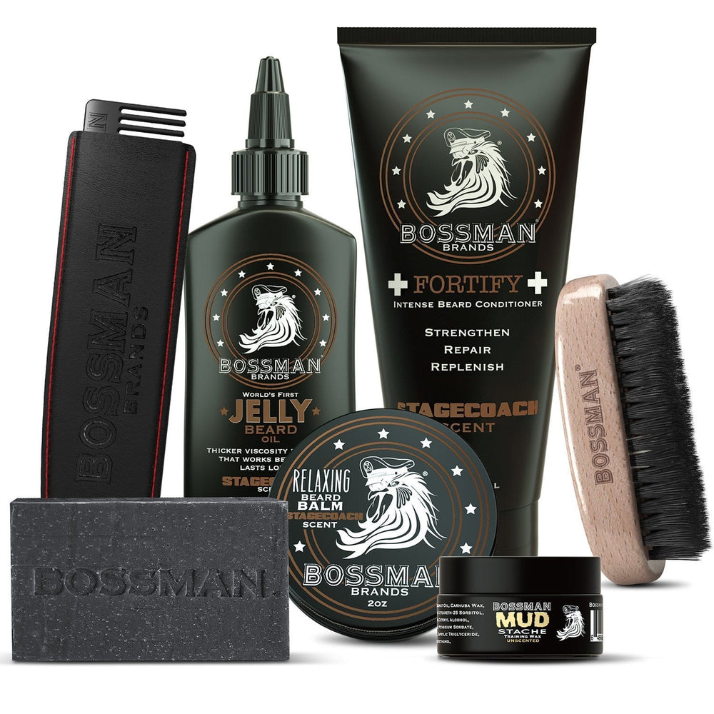 Big Boss Beard Care Kit
