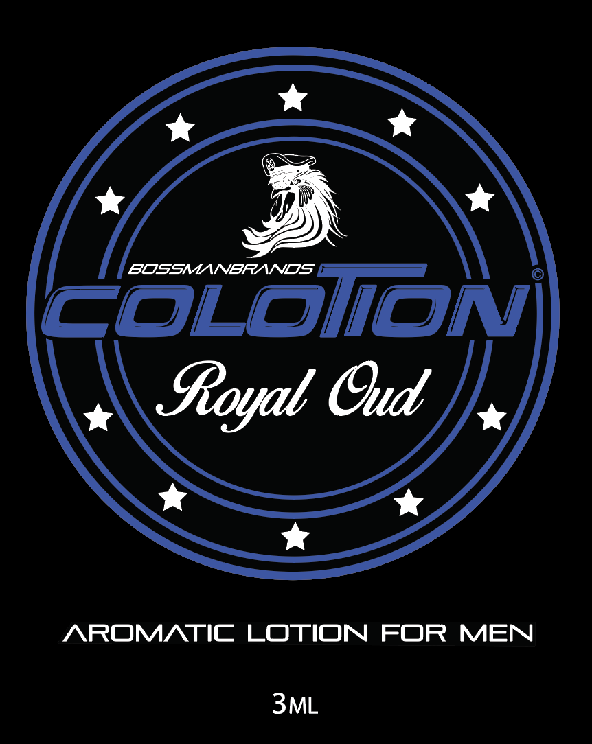 Aromatic Lotion for Men Royal Oud Label
