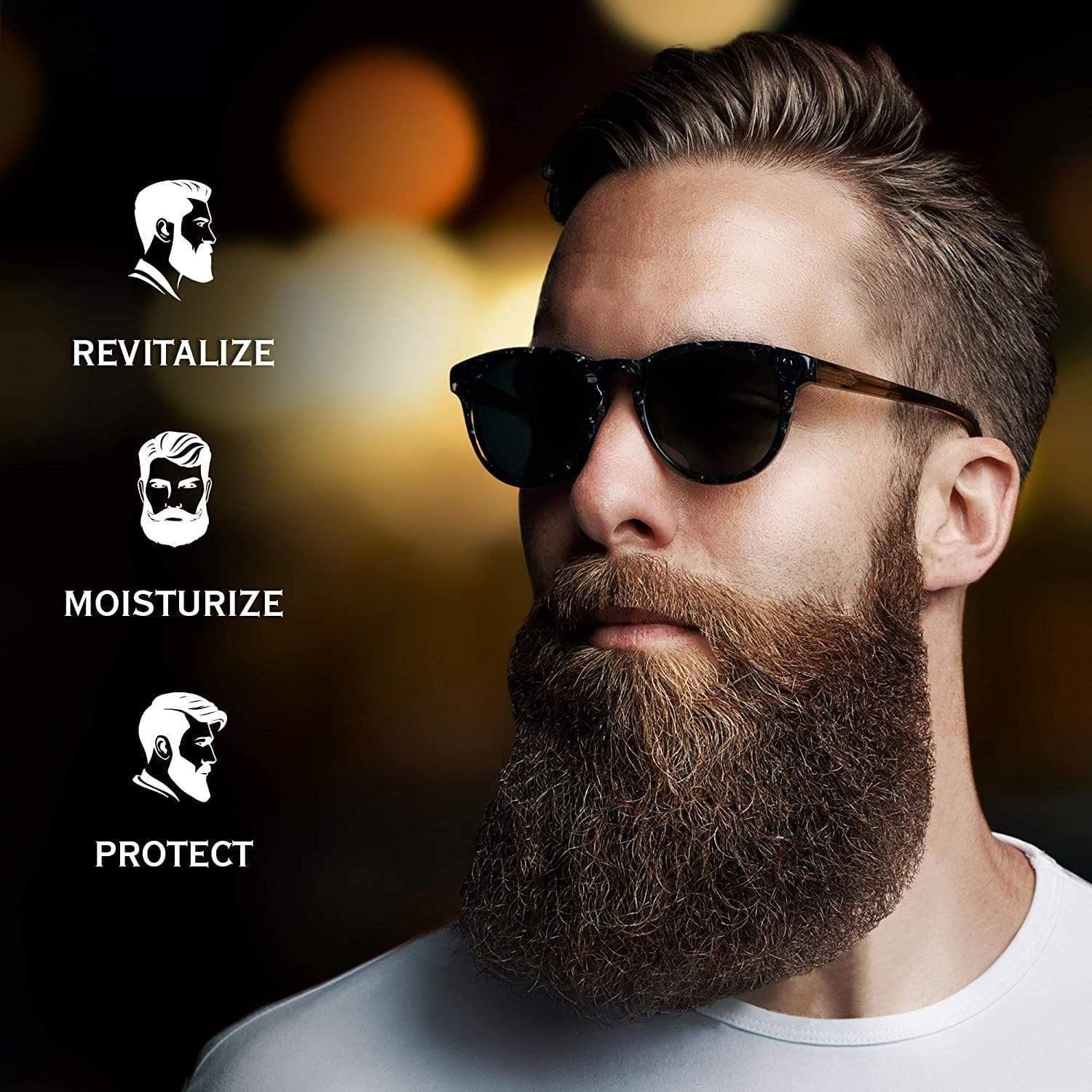 Bossman Brands Beard Care Steps