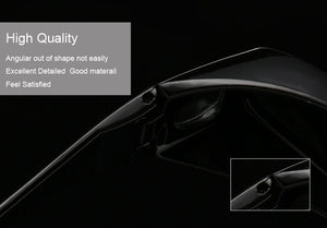 Polarized Golf Sunglasses Men Outdoor Sport Sun Glasses For Golfing Hipster Male Retro Night Vision Driving Sunglass