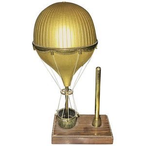 1970s Cool Hot Air Balloon Desk Accessory