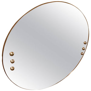 Amazing Donald Deskey Art Deco Mirror
