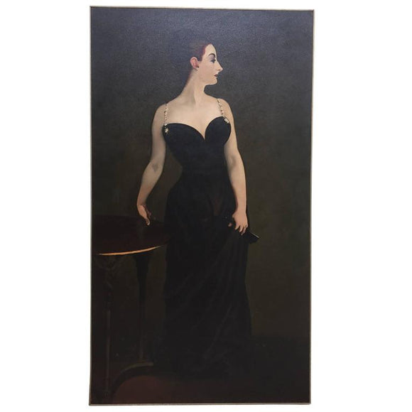 Exceptional Painting after John Singer Sargent's,