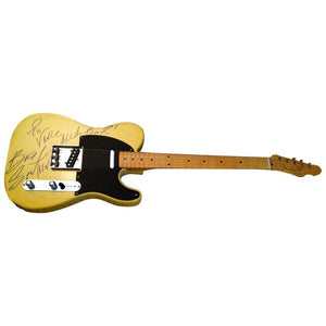 Fender Telecaster Guitar Autographed by Bruce Springsteen