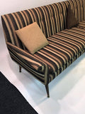 Great Dunbar Style Mid-Century Long Length Sofa