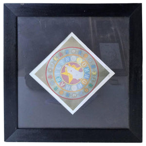 Robert Indiana Marylin Monroe Mini Portfolio, 1977, Color Silkscreen